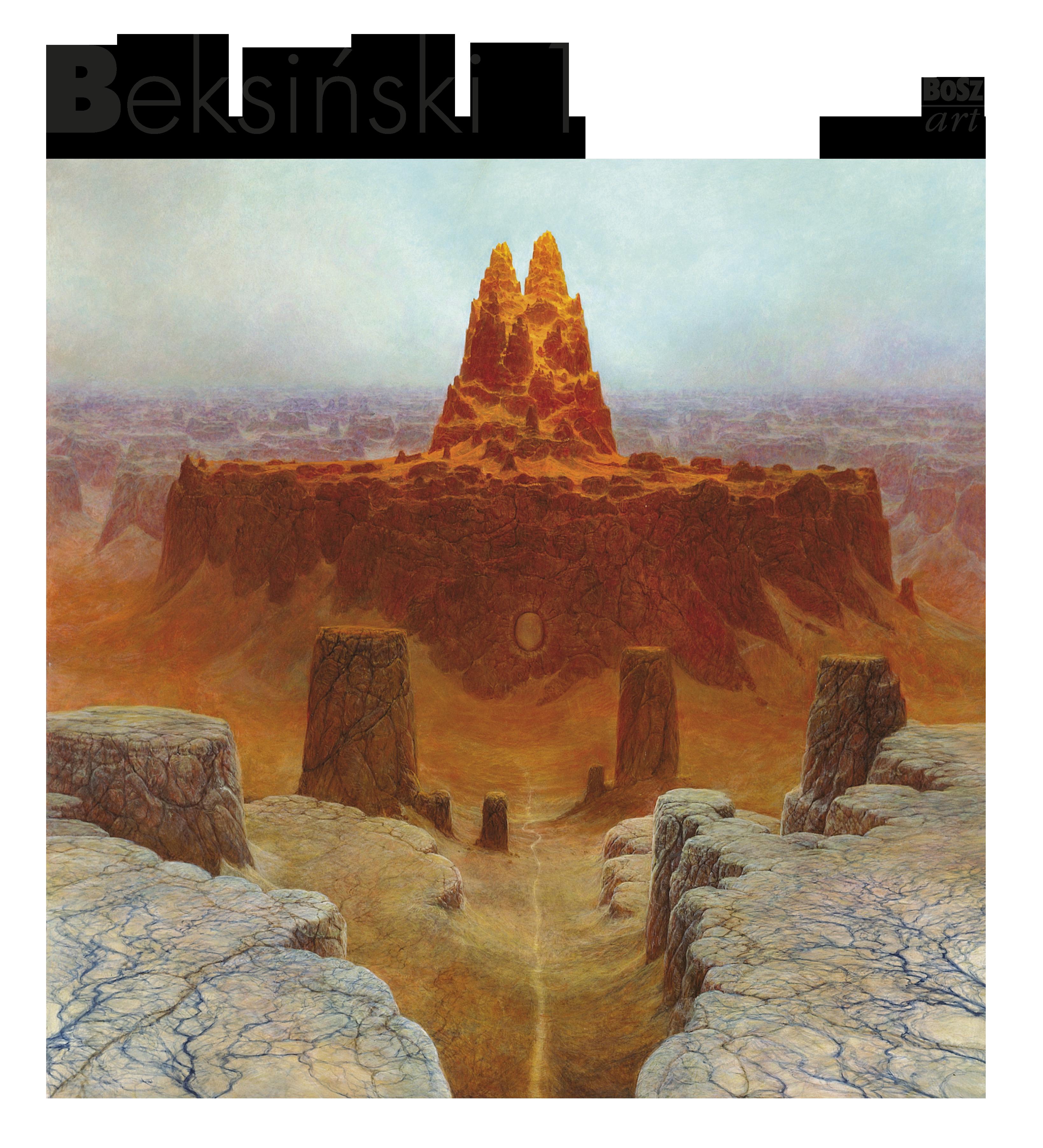 BEKSIŃSKI 1, Beksiński Zdzisław