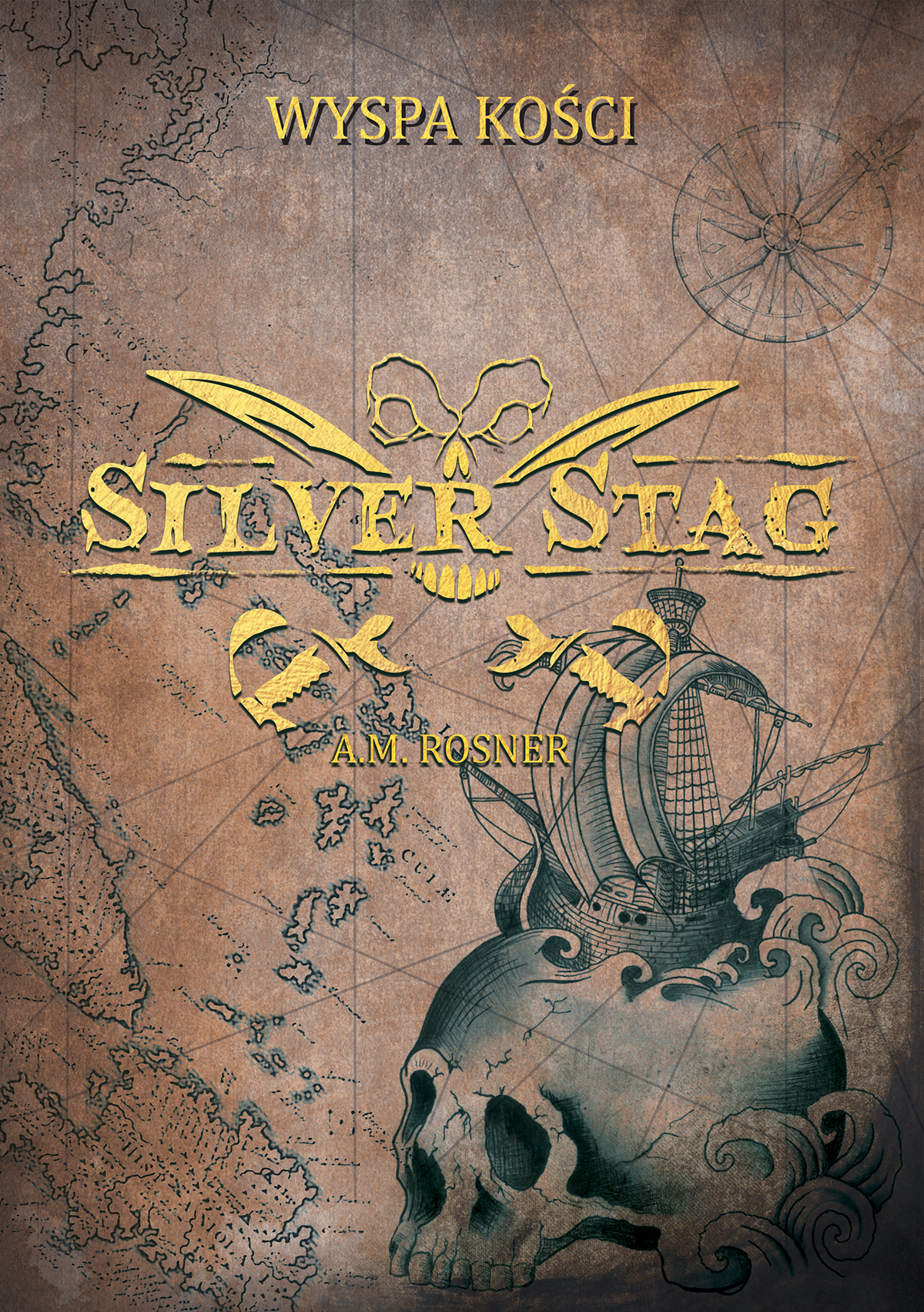 SILVER STAG, A.M. ROSNER