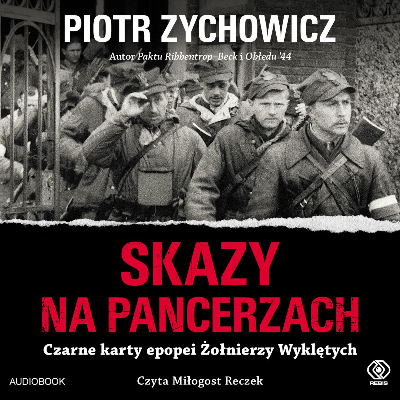 CD MP3 SKAZY NA PANCERZACH CZARNE KARTY EPOPEI ŻOŁNIERZY WYKLĘTYCH HISTORIA,